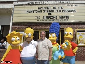 Los Simpson se estrenan mañana viernes